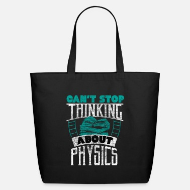 Mathematics Physics school intelligence gift idea - Eco-Friendly Tote Bag