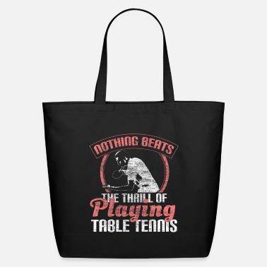 Game Over Table tennis shakehand - Eco-Friendly Tote Bag