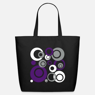 Retro Retro Bubbles - Eco-Friendly Tote Bag