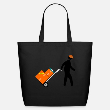 Delivery Delivery - Eco-Friendly Tote Bag