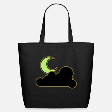 Half Moon Half moon - Eco-Friendly Tote Bag