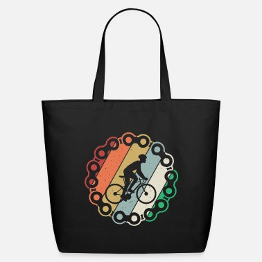 Cool Cycling Gift Idea T-Shirt - Eco-Friendly Tote Bag