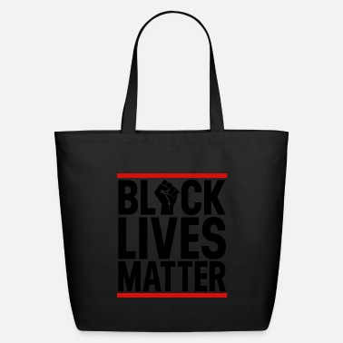 Anti Black Lives Matter - Eco-Friendly Tote Bag