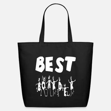 Best Boarder best boarder - Eco-Friendly Tote Bag