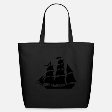 Sailboat Sailboat - Eco-Friendly Tote Bag