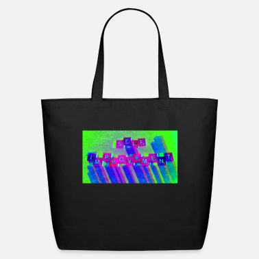 Self Improvement Self Improvement - Eco-Friendly Tote Bag