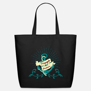 Triptych TripTych Studios Anchor - Eco-Friendly Tote Bag