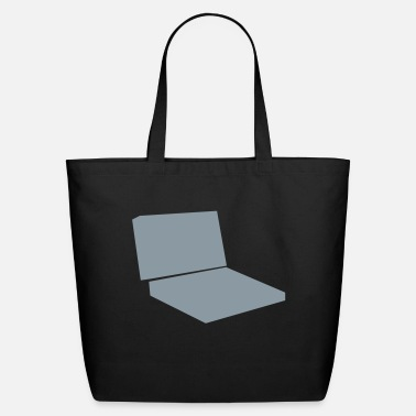 Laptop Laptop - Eco-Friendly Tote Bag