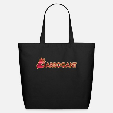 Null Null Arrogant 4 - Eco-Friendly Tote Bag