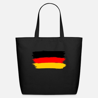 Flag Of Germany flag of germany - Eco-Friendly Tote Bag