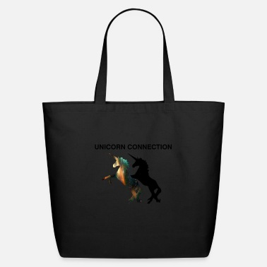 Unicorn connection - Eco-Friendly Cotton Tote
