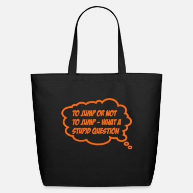 Jumping jump - Eco-Friendly Tote Bag