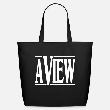 View A View - Eco-Friendly Tote Bag