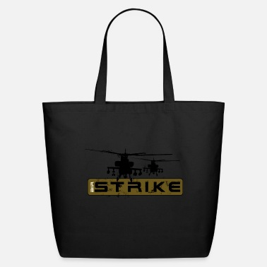 Strike Air strike helicopters - Eco-Friendly Tote Bag