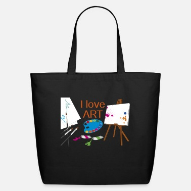Artist artist - Eco-Friendly Tote Bag