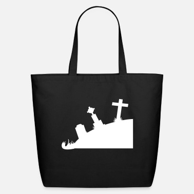 Tombstone Tombstones - Eco-Friendly Tote Bag