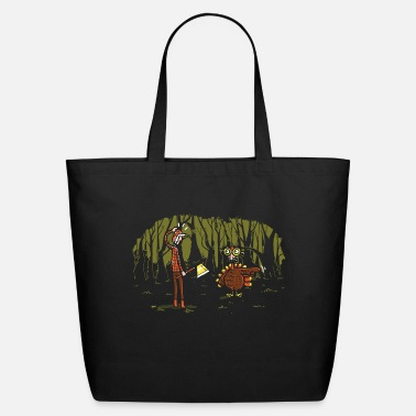 Over Over there - Eco-Friendly Tote Bag