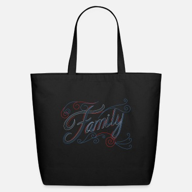 Funny Family Family - Eco-Friendly Tote Bag