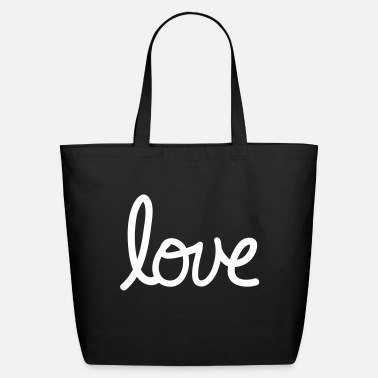 Valentine's Day love - Eco-Friendly Tote Bag