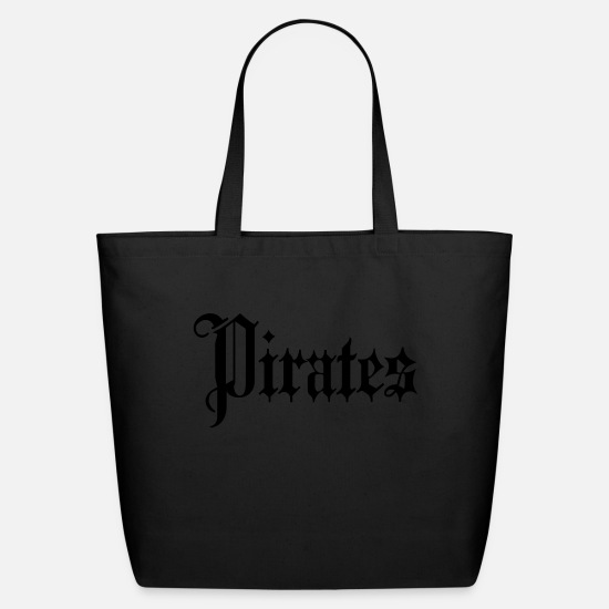 Pirate Bags & Backpacks - Pirates - Eco-Friendly Tote Bag black