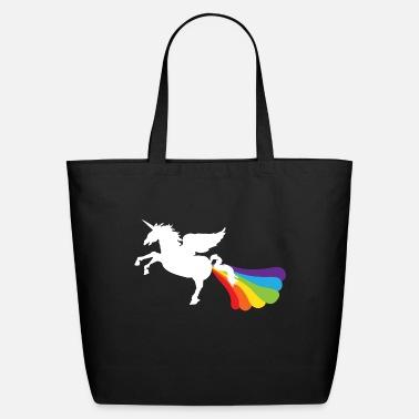 Winged Unicorn Sports Bag