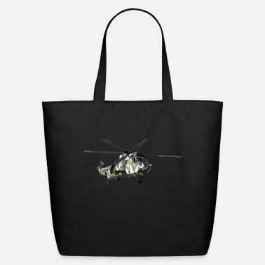 Army Special Forces US Army Helicopter Special Forces Airforce - Eco-Friendly Tote Bag
