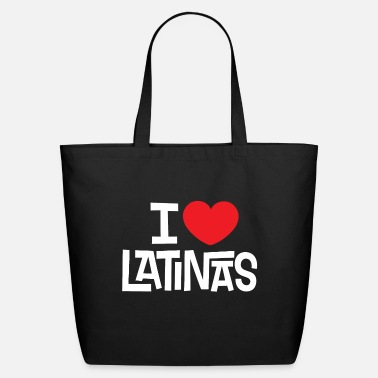 I Heart Latinas - Eco-Friendly Tote Bag
