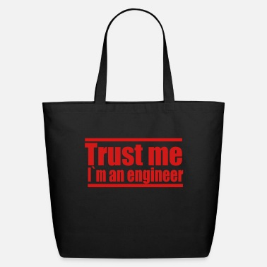 Engineer - Eco-Friendly Tote Bag