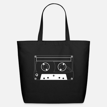 Tape Old School Tape - Eco-Friendly Tote Bag