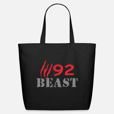 Racing Car SCATPACK SRT392 BEAST - Eco-Friendly Tote Bag