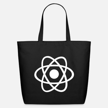 Atom Atom - Eco-Friendly Tote Bag