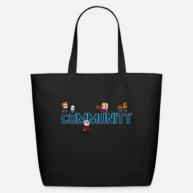 Community community - Eco-Friendly Tote Bag