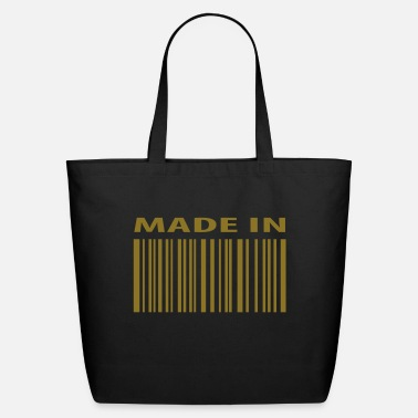 Bar Code Bar Code - Eco-Friendly Tote Bag