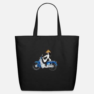 Vietnam Vietnam - Eco-Friendly Tote Bag
