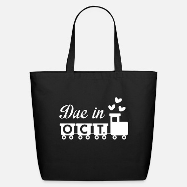 Due October Due In October - Eco-Friendly Tote Bag
