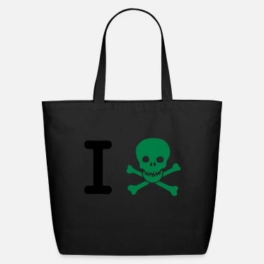 Text I hate - Eco-Friendly Tote Bag