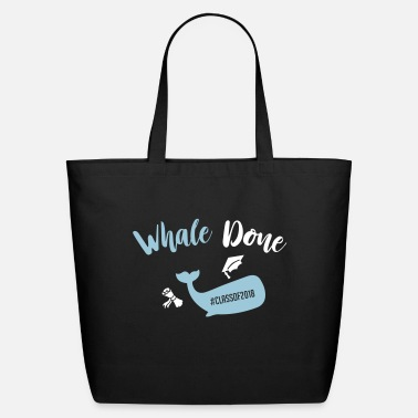 Graduate Graduation. Graduated. Graduate. Classof2018 - Eco-Friendly Tote Bag