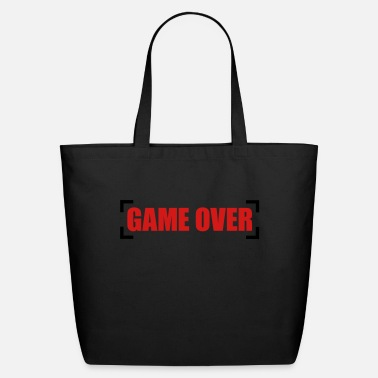 Game Over Game Over - Eco-Friendly Tote Bag