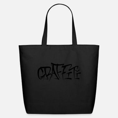 Tag Graffiti Tag - Eco-Friendly Tote Bag