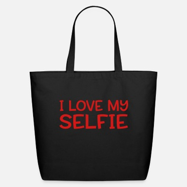 Selfie selfie - Eco-Friendly Tote Bag