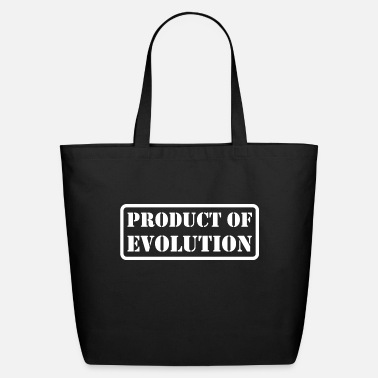 Production Year Product Of Evolution - Eco-Friendly Tote Bag