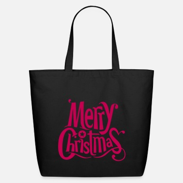 Merry Christmas Merry Christmas - Eco-Friendly Tote Bag