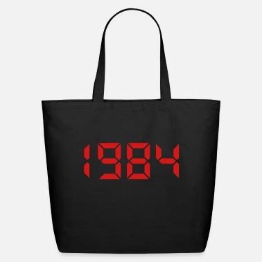 Text 1984 - Eco-Friendly Tote Bag