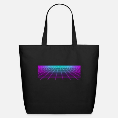 Retrowave Retrowave - Eco-Friendly Tote Bag