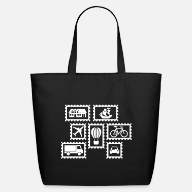 Stamp Stamps - Eco-Friendly Tote Bag