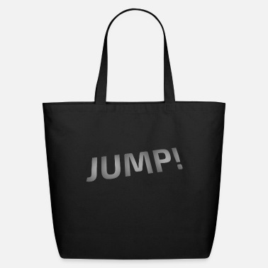 Jumping Jump! - Eco-Friendly Tote Bag