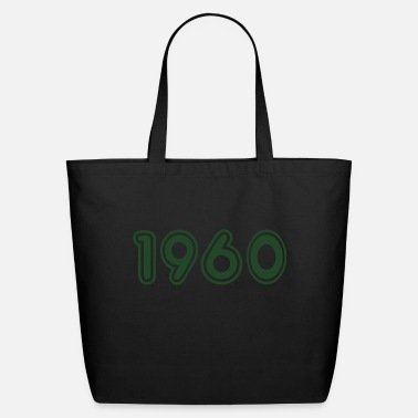 Year Of Birth 1960, Numbers, Year, Year Of Birth - Eco-Friendly Tote Bag