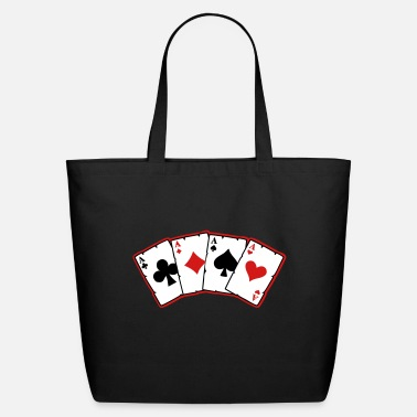 Cards cards - Eco-Friendly Tote Bag