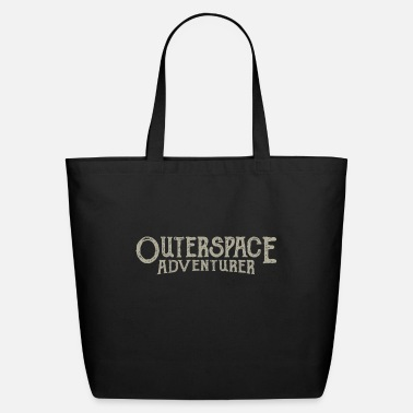Outerspace Outerspace Adventurer Astronaut - Eco-Friendly Tote Bag