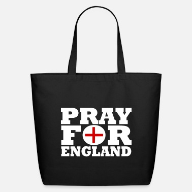 England England / Pray For England - Eco-Friendly Tote Bag